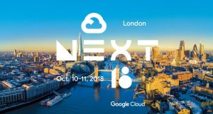 Google Cloud Next 2018 Conference